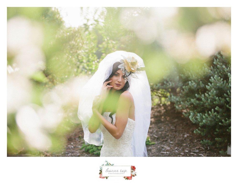 Cornell Bridal Session