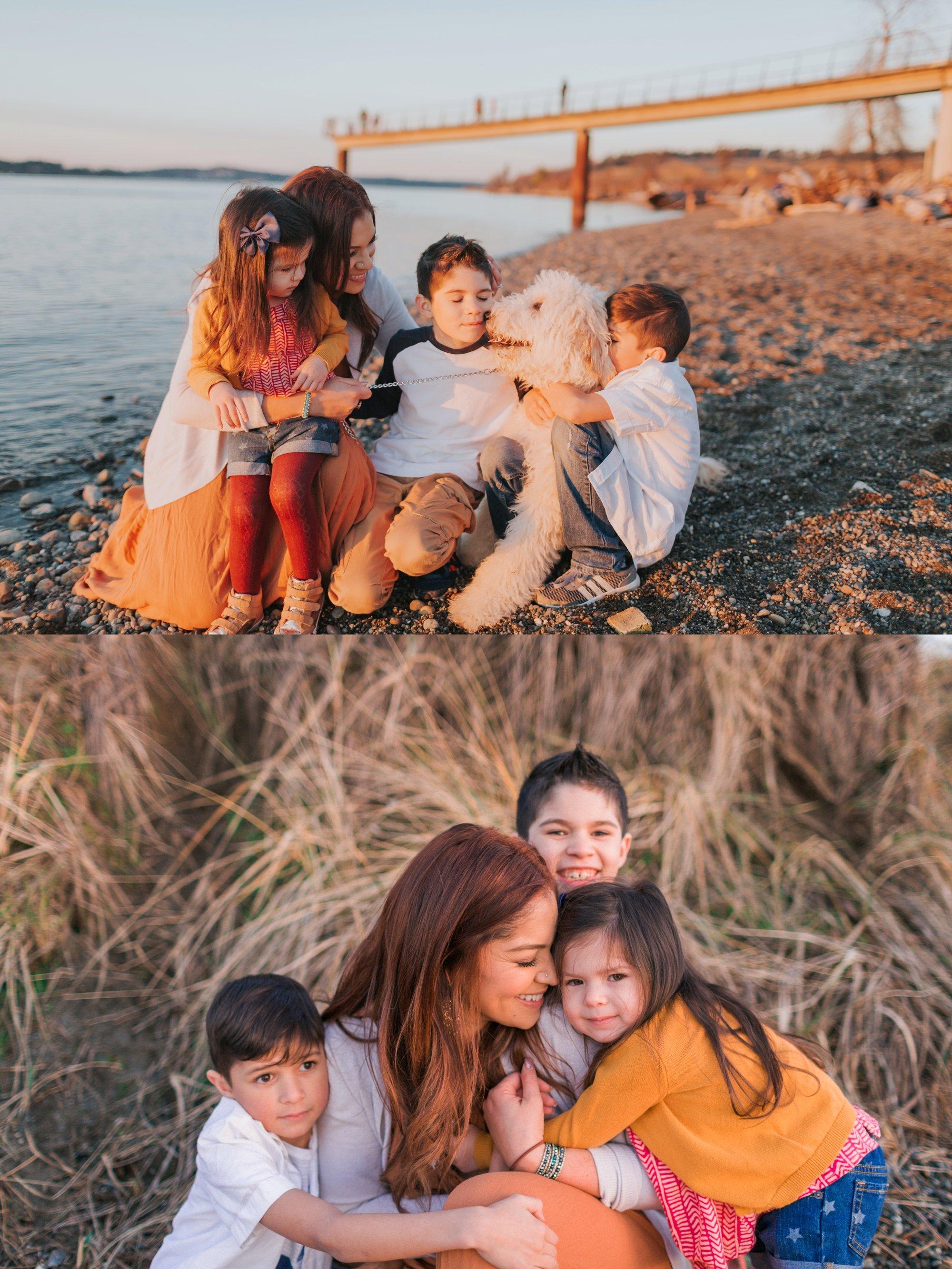Chambers Bay Family Photography, Tacoma family photographer