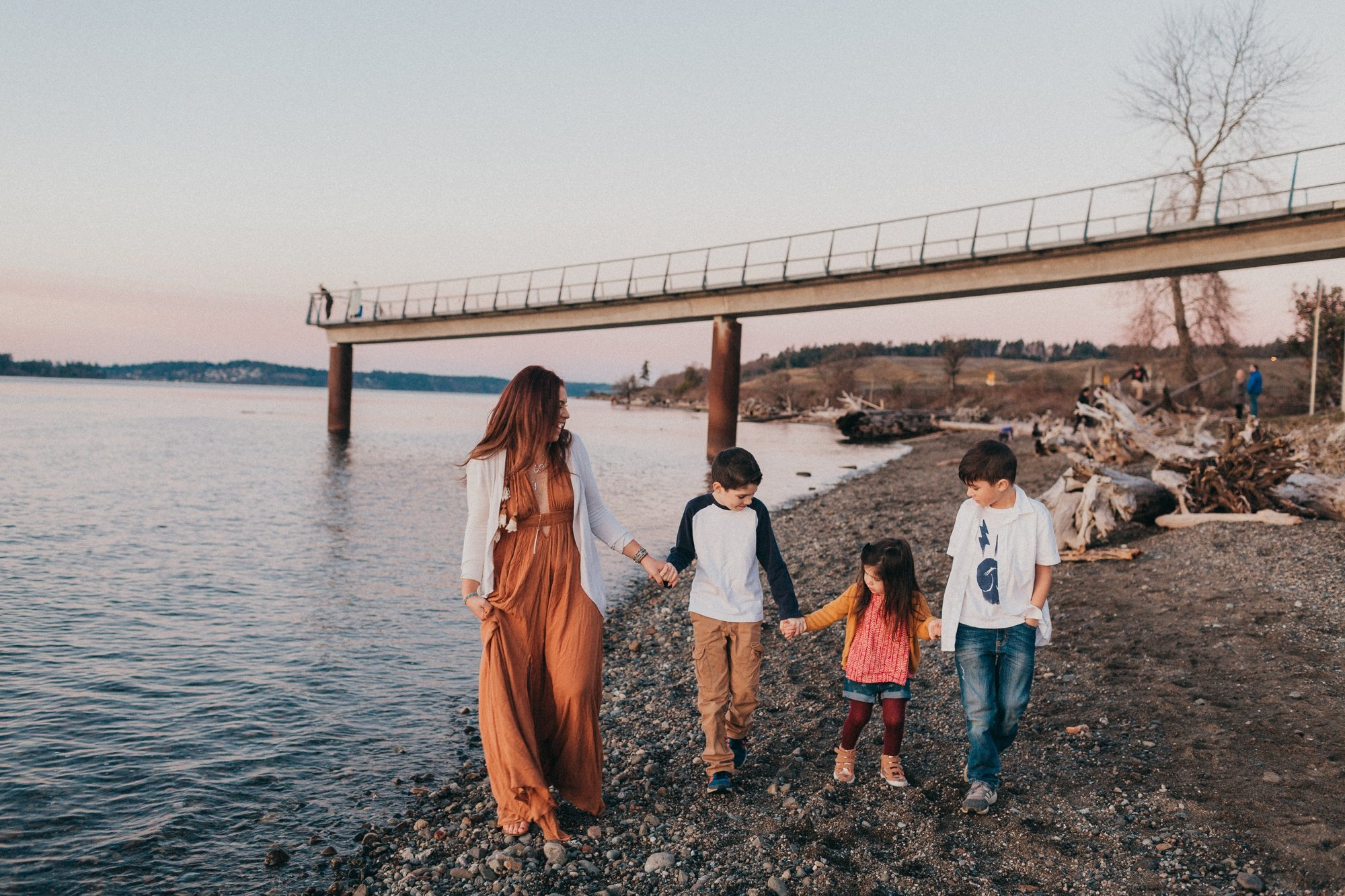 Chambers Bay Family Photography, Tacoma family photographer